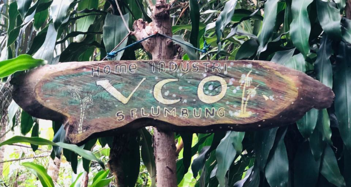 Donation For VCO Selumbung Initiative